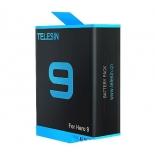 Аккумулятор Telesin для камеры Gopro HERO9 Black