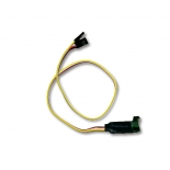Угловой плоский FPV кабель с питанием для Gopro3/Gopro3+/GoPro4