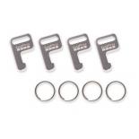 Брелки и кольца для пульта Wi-Fi Remote Attachment Key and Rings