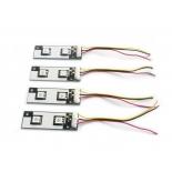 Сигнальные LED индикаторы Phantom 3 (с разбора)