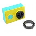 Защитный фильтр на объектив камеры Xiaomi Yi