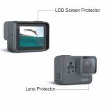 Защитная пленка для экрана и линзы камеры Hero 5 Black