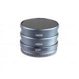 Набор фильтров PolarPro для DJI Phantom 4 (ND4, ND8, CP)