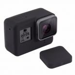 Защитная крышка для объектива камеры из силикона HERO5/6/7  (не оригинал)